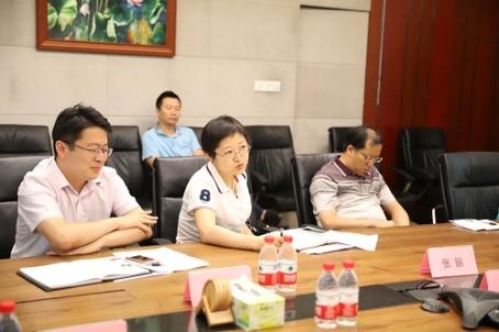 湖南省财政厅就企业研发奖补事项专题调研生物